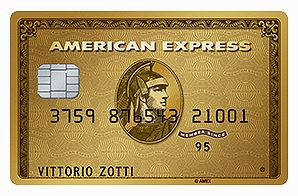 American Express oro